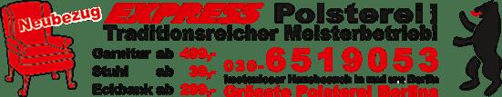 Express Polsterei GmbH - Berlin - Logo
